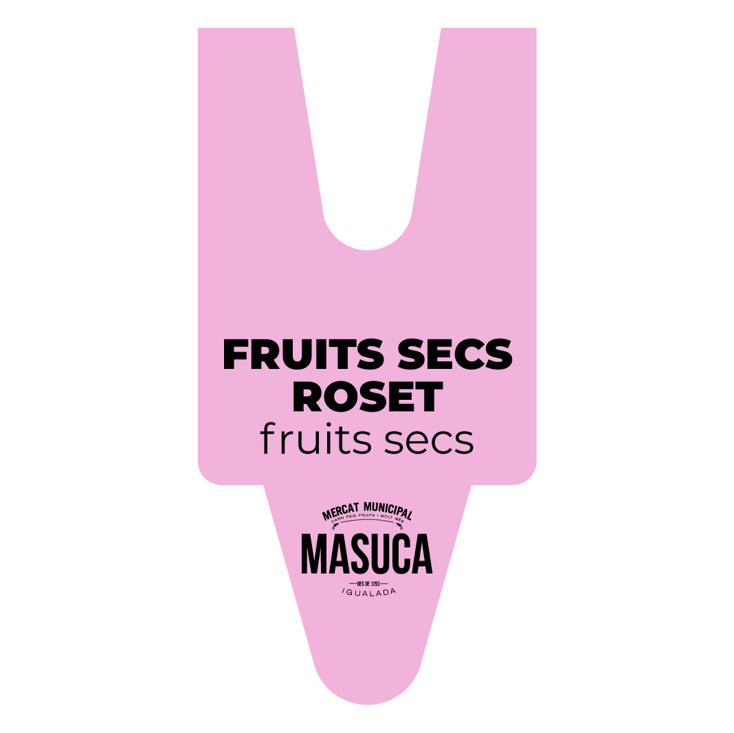 Fruits Secs Roset